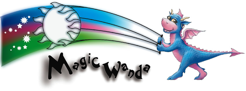 Magic Wanda Book and DVD Series