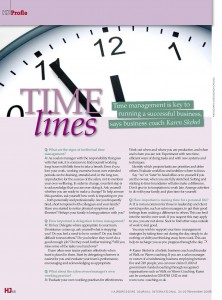 Time Management for Hairdressers Journal-page-001